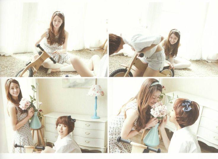 #GoddessNaraDay  Nara oyunculuğa ilk adımını HELLOVENUS'la çıkış yapmadan önce Yooyoung'la birlikte attı. Take Care of Us, Captain dizisinde hostes rolündelerdi.