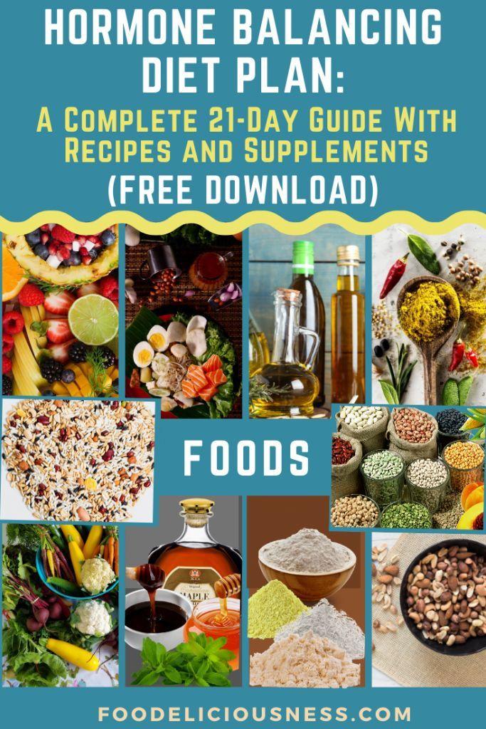 19++ Hormone balancing diet plan pdf ideas in 2021
