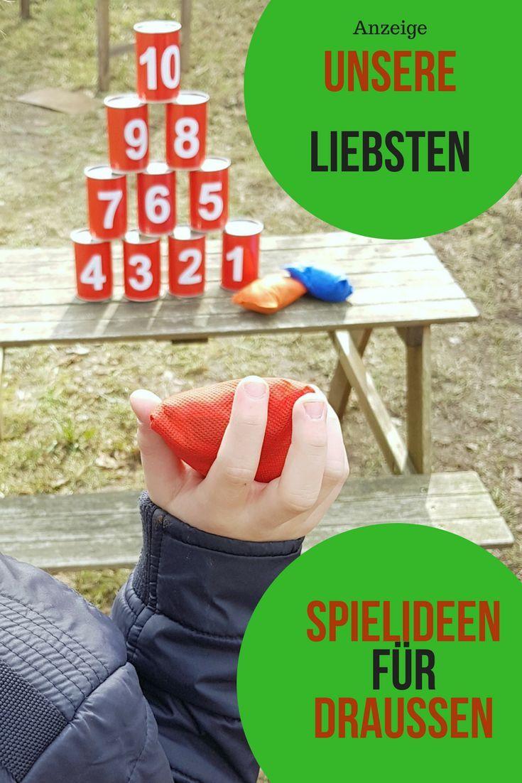 Anzeige Spielen An Der Frischen Luft 5 Tipps Fur Spielideen Und Spielzeug Spielideen Kindergeburtstag Spiele Draussen Und Spiele Fur Kinder