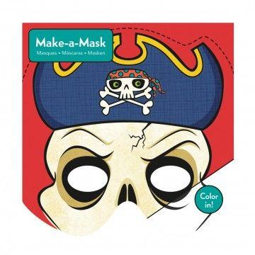 Masque de chez MudPuppy