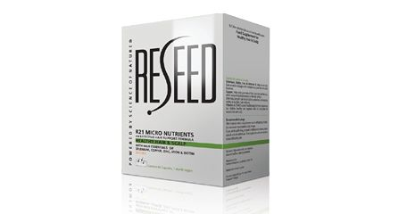 Reseed Clinically Proven Hair Loss Supplement - Maximum strength yet safe and natural supplements with vital micro-nutrients to promote and maintain healthy hair growth and scalp condition. The key ingredient is Paardenstaart (Equisetum arvense) combined with Selenium and Copper, and fortified with essential vitamins, the supplements should be taken twice a day for the full 12 week period - in conjunction with the natural hair growth cycle…