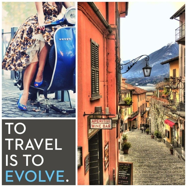 To Travel is to Evolve | Travel, Meaningful quotes, How i feel