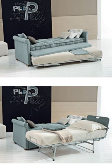Download the catalogue and request prices of Camelia | trundle bed By twils, trundle single bed for kids' bedroom, single beds Collection