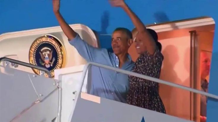 First Family Obama's #Returned from #Hawaii Monday January 2, 2017 President Obama announces Chicago #FAREWELL #ADDRESS #SCHEDULE #TUESDAY #JANUARY10th #2017 In His #HomeTown #Chicago#44th #President #POTUS Of The United States  Of America #CommanderInChief #BarackObama #FirstLady #FLOTUS Of The United States  Of America #MichelleObama #FirstDaughters Of The United States  #MaliaObama #SashaObama #TheWhiteHouse #WhiteHouse #FirstFamilyObamas #FirstFamily #Obamas #Obama