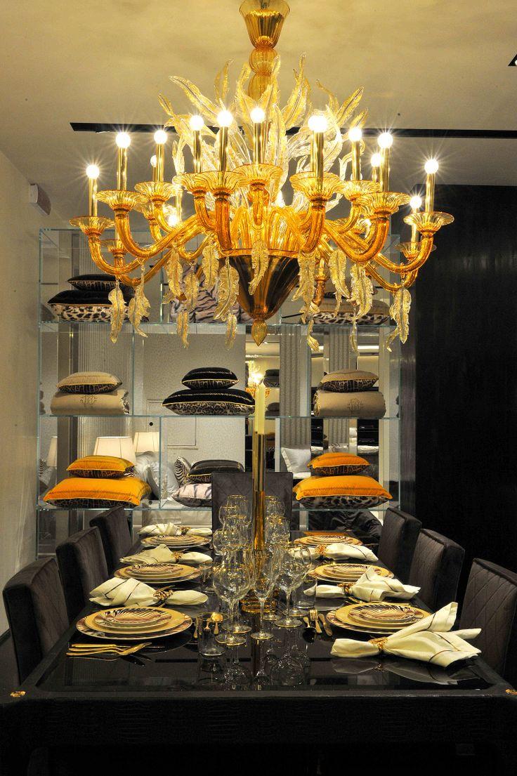 Roberto Cavalli boutique in Via Montenapoleone 6, Milan