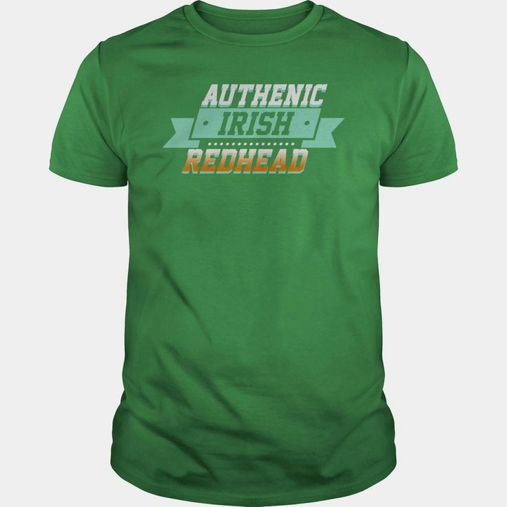 Authenic Irish #Redhead, Order HERE ==> https://www.sunfrog.com/Holidays/111968707-367358891.html?47756, Please tag & share with your friends who would love it, ginger lynn, #redhead humour funny, redhead humour truths #christmasgifts, #legging, #shirts  redhead sayings freckles, redhead sayings girls, redhead sayings blondes  #animals #goat #sheep #dogs #cats #elephant #turtle #pets