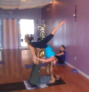 2/24 Flying with Yogi J at Carolina Power Yoga in North Myrtle Beach