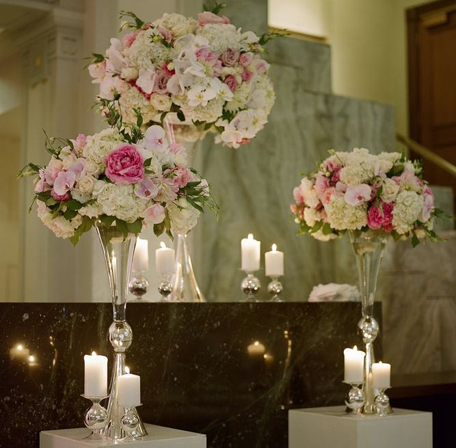 Romantic Weddings Simple: Best 25+ Romantic Wedding Centerpieces Ideas On Pinterest