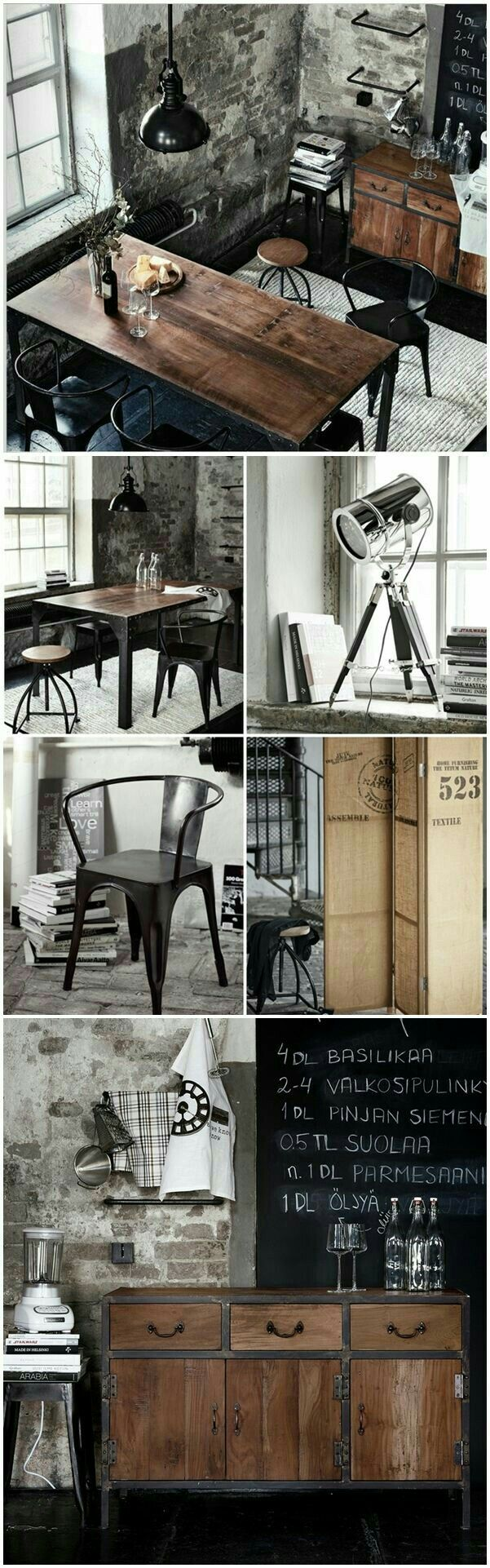 best industiral rustic homeus images on pinterest mezzanine