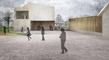 GON_Projektwettbewerb Erweiterung Primarschule Gönhard, Aarau architektur herrigel schmidlin sia
