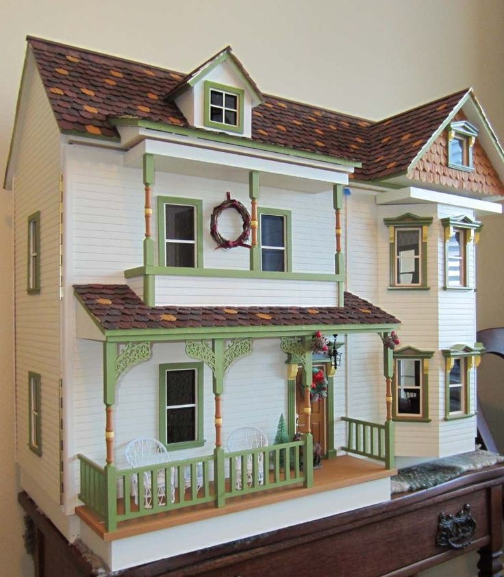 Dollhouse dockhus pinterest for Carrelage 7 5 x 15