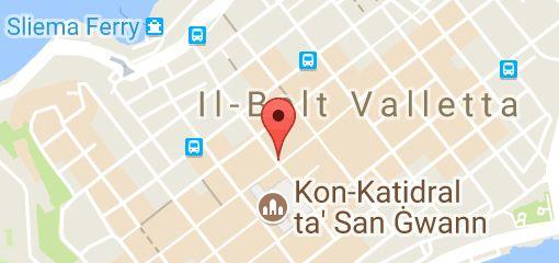 Kart over Embassy Shopping Complex & Cinemas