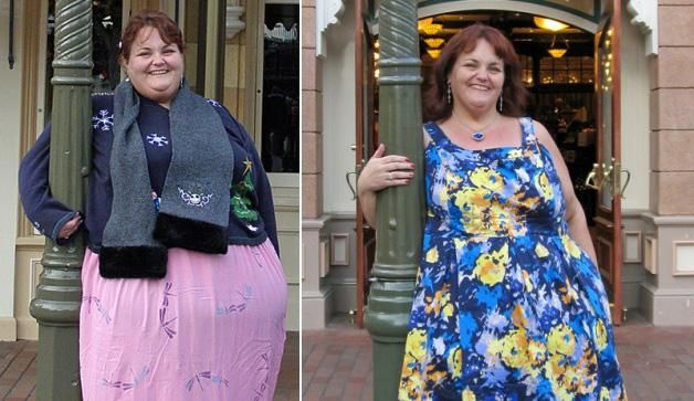 The incredible woman who lost 160 pounds with yoga