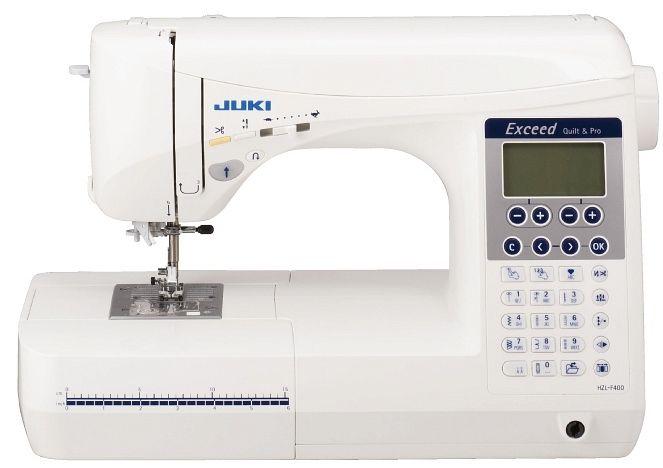 Швейная машина Juki HZL F 400 (F400)