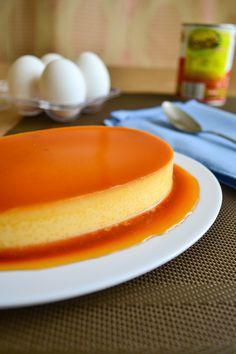 """THE WORLD'S BEST"" FLAN ~~~ just reading the ingredient list makes me think the title might have a chance at being legit. mexican grandmothers are really into using condensed milk and they are sooo right in that choice. my favorite bookmark for the past 5yrs is shared from, ""daisy cooks"" http://www.food.com/recipe/4-milk-mexican-flan-244292 i look forward to gaining a few pounds as i challenge up to this new pin. [Mexico] [Daisy Martinez] [onechoppingboard]"