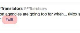 Hashtags for translators (Part I)