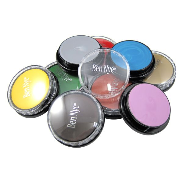 Camera Ready Cosmetics™ - Ben Nye Creme Colors, AUD $7.24 (http://camerareadycosmetics.com/products/ben-nye-creme-colors.html)
