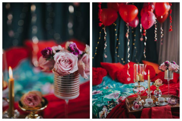 Walentynki, czyli nie taki diabeł straszny…! #Valentine'sDay #valentines #love #bedroom #bloggers #Interiorsdesignblog