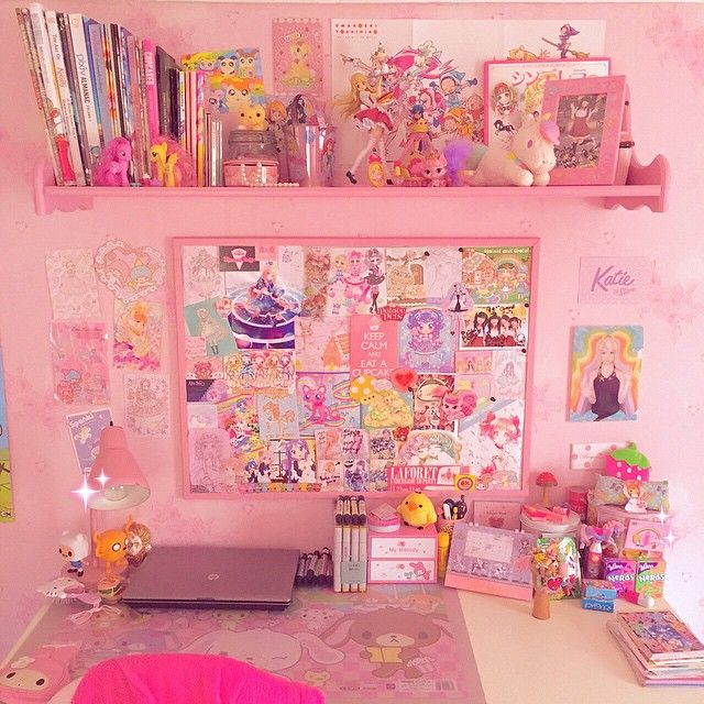184 Best Images About Kawaii Room Decor On Pinterest
