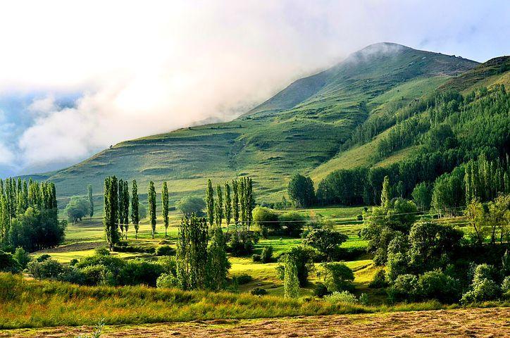 Turquia Natureza Paisagem Lugares Para Visitar Y Lugares