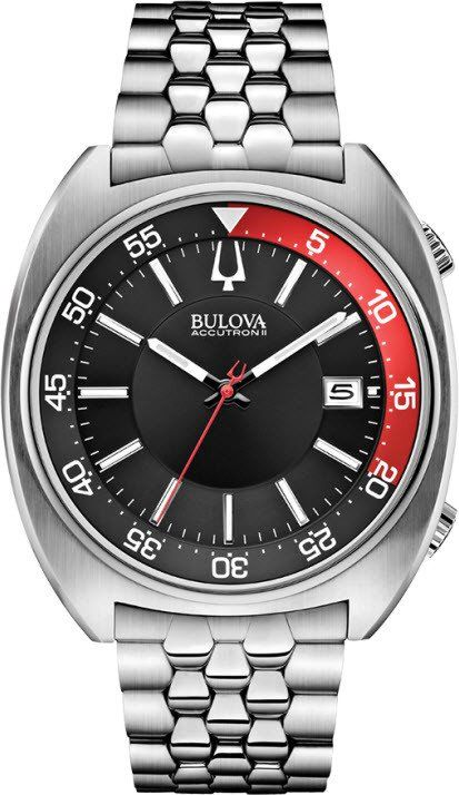 @bulova Watch Accutron II S #2015-2016-sale #bezel-fixed #black-friday-special #bracelet-strap-steel #brand-bulova #case-depth-13-5mm #case-material-steel #case-width-43mm #comparison #date-yes #delivery-timescale-4-7-days #dial-colour-black #fashion #gender-mens #keep-reduced #movement-quartz-battery #official-stockist-for-bulova-watches #packaging-bulova-watch-packaging #sale-item-yes #style-dress #subcat-accutron #supplier-model-no-96b210 #vip-exclusive…