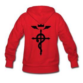 Edward Elric sweatshirt.  I NEED THIS.  IMMEDIATELY.