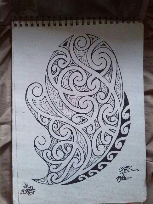 maori sleeve design