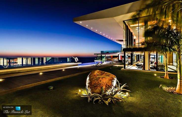 Dakar Sow Residence Senegal Cliff House Architecture Expensive Houses