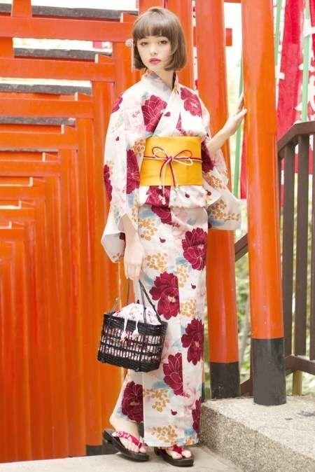 玉城ティナ #Kimono