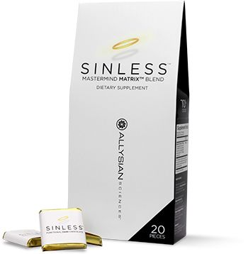 SINLESS™ - Allysian Sciences - REDEFINE POSSIBLE.™