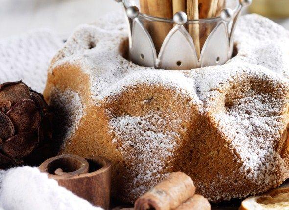 Christmas recipies: ginger cake/inkiväärikakku