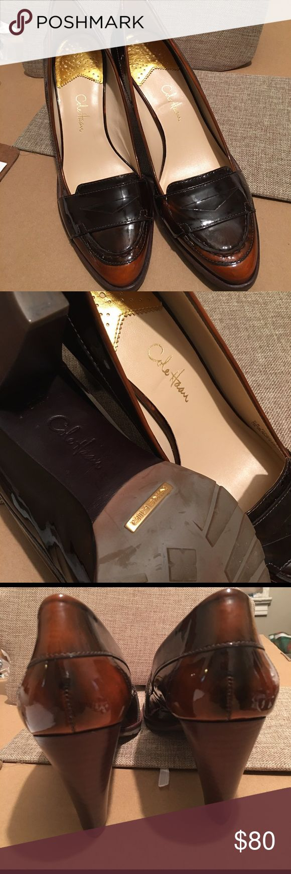 Cole Haan Shoes New never worn, Cole Hann Shoe... 3 1/2 ' heel  Listing FIRM. thank you! Cole Haan Shoes Heels