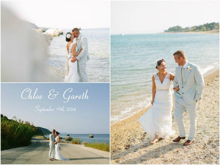Weddings in Kefalonia Greece - 9 Muses Hotel Kefalonia weddings