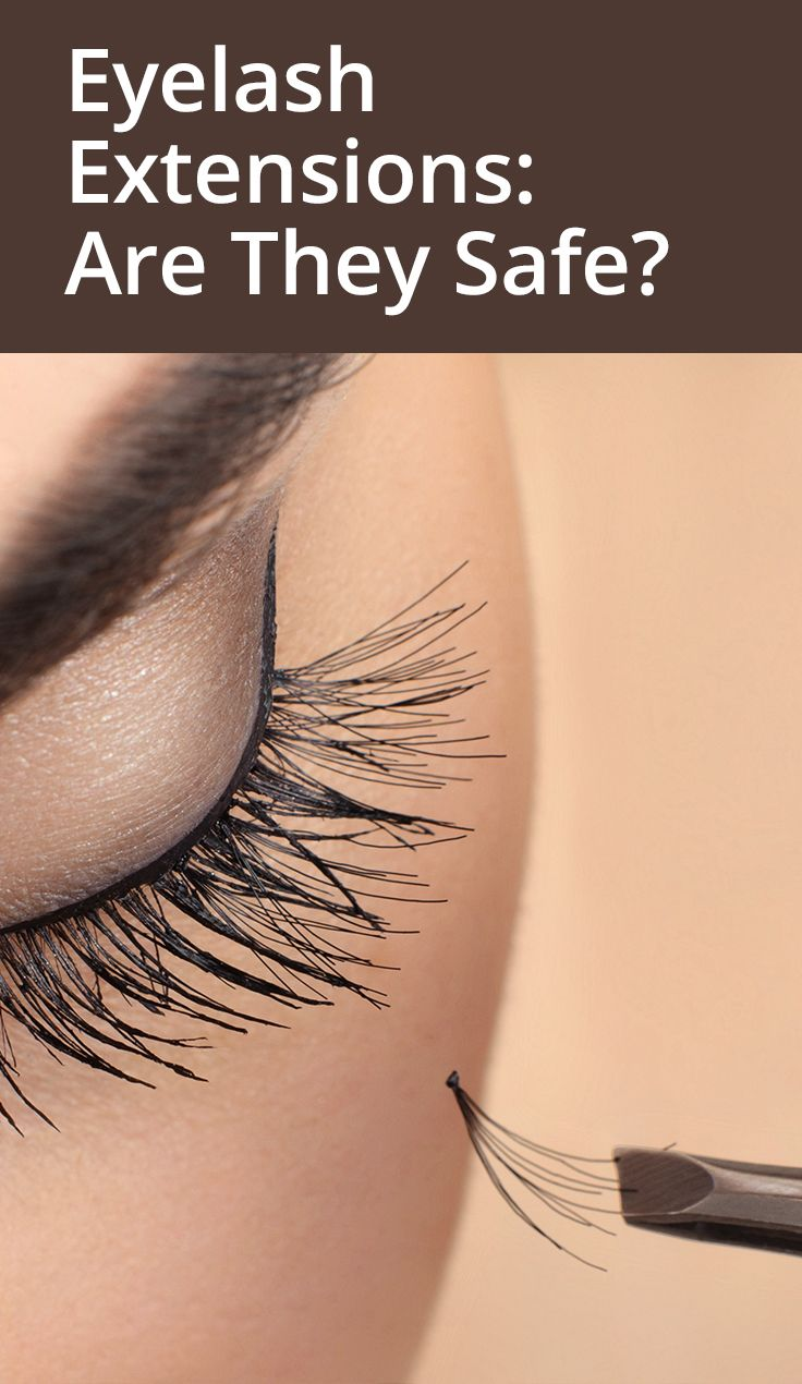 Learn all about eyelash extensions including cost, safety and how to remove them.