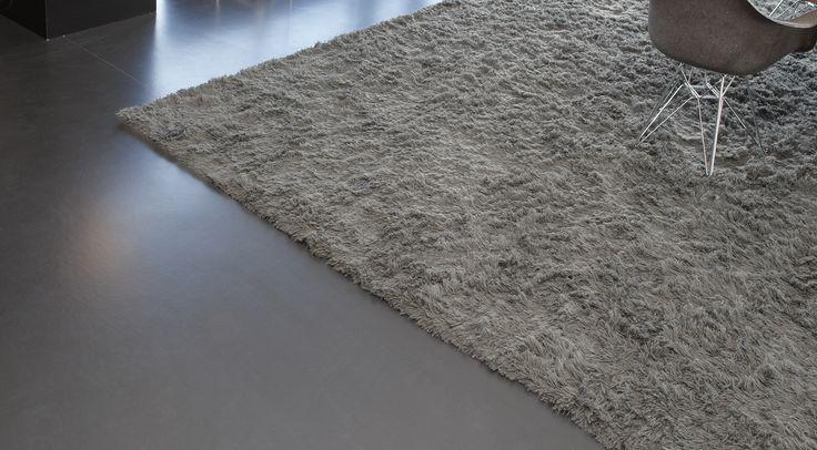 Frandsen Lightning – boligindretning - gulv - Desktop  – Furniture Linoleum – Forbo – interior design