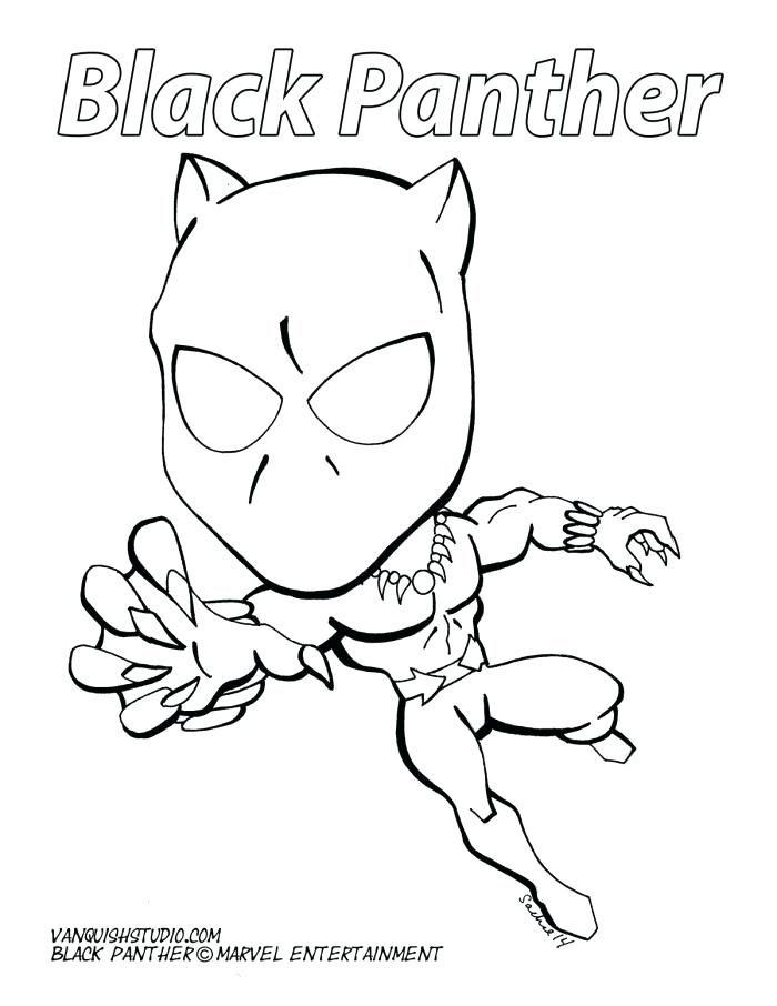 Resultado De Imagem Para Desenho Para Imprimir Do Pantera Negra