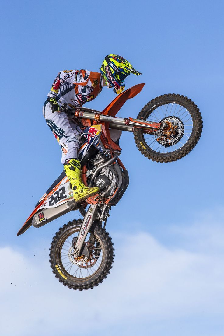 Tony Cairoli Performs During the Red Bull KTM Factory Photoshoot in Sardinia, Italy. by Red Bull Photography on 500px