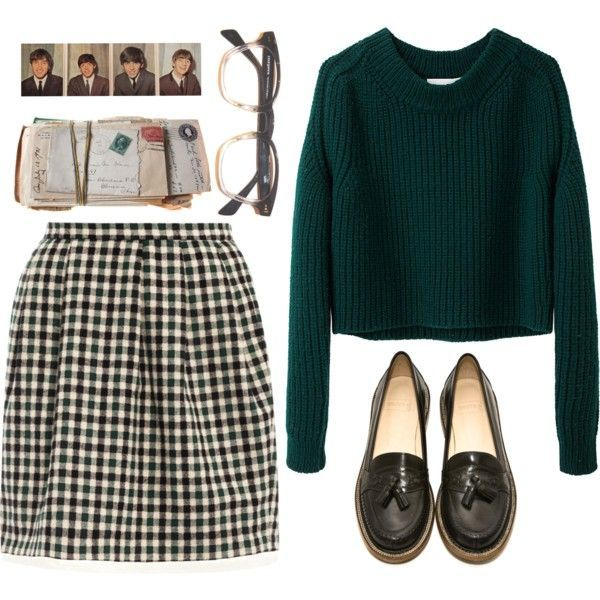 """The Beatles - Yesterday"" by dasha-volodina on Polyvore"