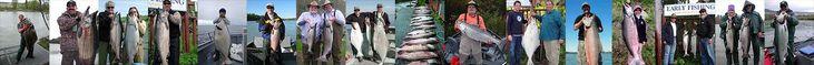 Alaska Fishing with EARLY Fishing - Salmon, Halibut, Trout, & Alaska Lodging.