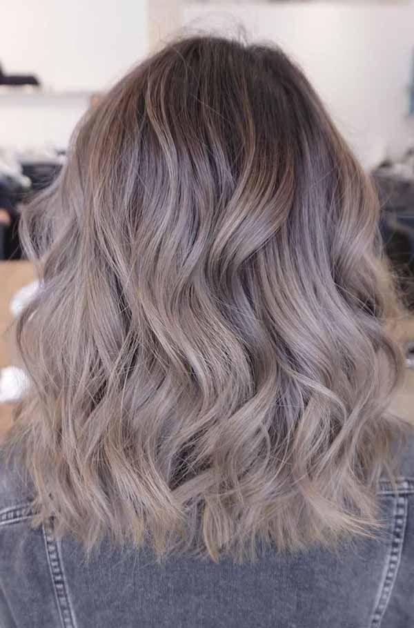 7 heißeste Haarfarbtrends für 2019 – Haarfarbe Beste