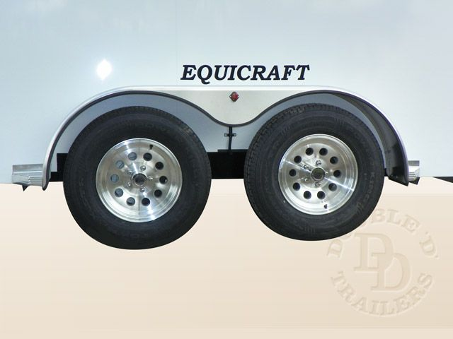 All About Trailer Axles