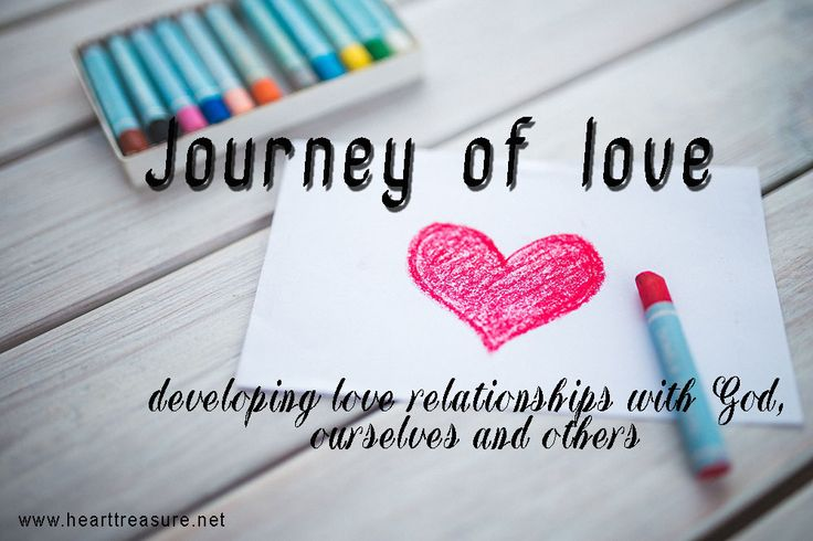 Heart Treasure:  Journey of love with God
