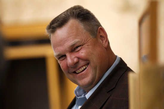 New DSCC chair Jon Tester doesn't like or think like his party, and that could be a problem What is wrong with the Democrats?