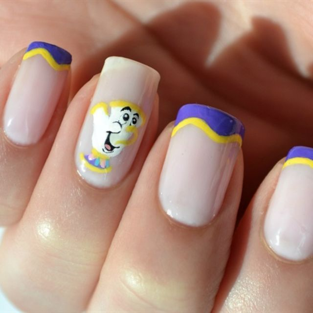 The Nail Art And Beauty Diaries: These 21 Disney Nail Art Ideas Will Make You Want To Get A