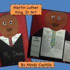 Martin Luther King Jr:  Martin Luther King Jr. Art is a terrific culminating activity to any Martin Luther King Jr. lesson or unit of study.  This ...