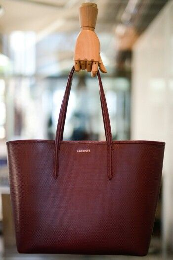Lacoste bag (au-w 14/15) #lovelypepa