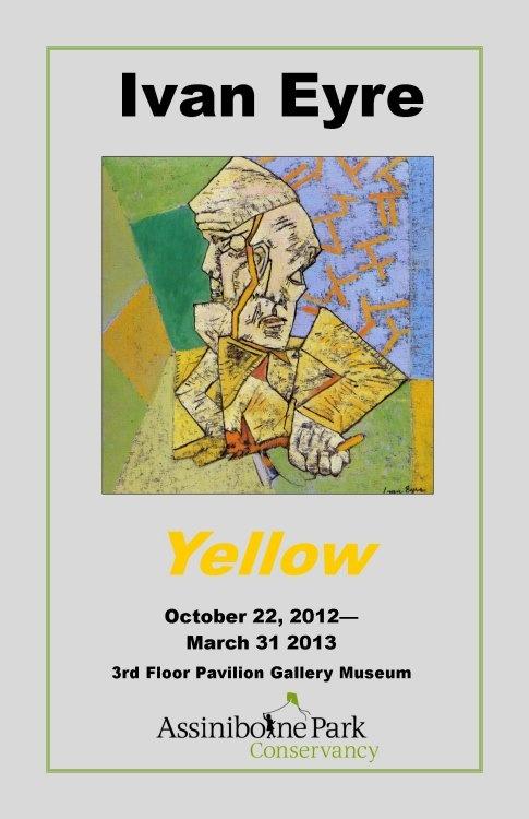 Assiniboine Park Conservancy: Exhibition – Yellow