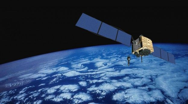 GPS #satellite - For decades precision guidance for #aircraft approaches have been largely one size fits all, with an Instrument Landing System (#ILS) transmitting a radio beam into the sky for aircraft to follow and land safely, providing a single, safe, approach path to follow. Change is on the way with #GBAS.