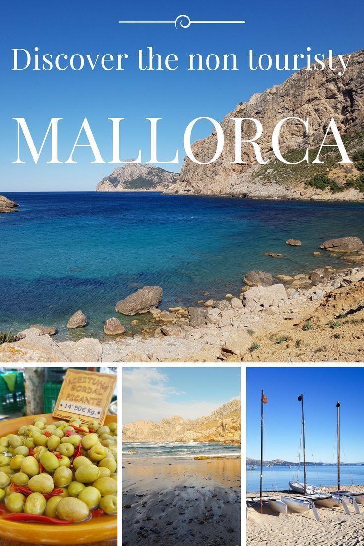 Discover The Non Touristy Mallorca Discover Mallorca Touristy Spanje Reizen Mallorca Vakanties