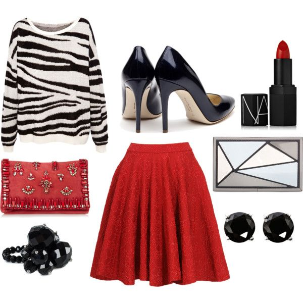 """Zebra"" by agrigento33 on Polyvore"